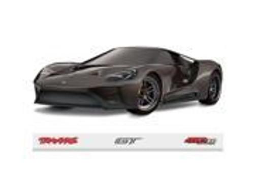 Traxxas 4-Tec 2.0 1/10 RTR Touring Car w/Ford GT Body (BLACK) & TQi 2.4GHz Radio System