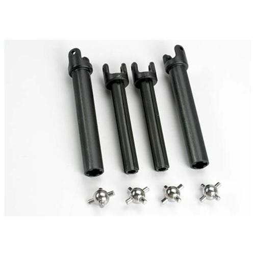 Traxxas Heavy-Duty Driveshaft (2) (EMX, TMX, TMX2.5) (TRA4951X)