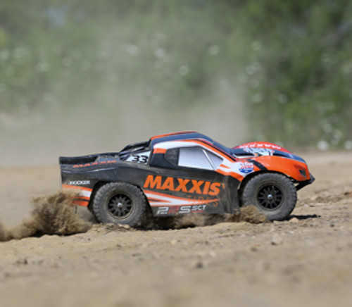 Losi 22S 1/10 RTR 2WD Brushless Short Course Truck (Maxxis) w/2.4GHz Radio & AVC (LOS03013T1)