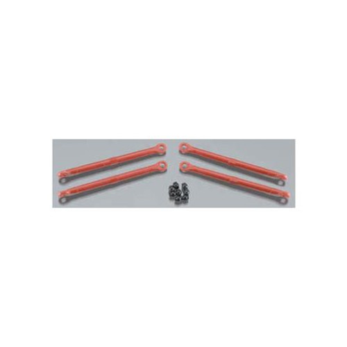Traxxas Toe Links (Red) 1/16 E-REVO (TRA7138)