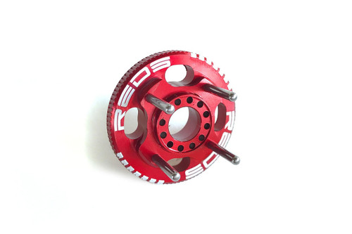 Reds Racing Lightweight 32mm FLYWHEEL ONLY for the Quattro Off Road Clutch (V2) (MUQU0030)