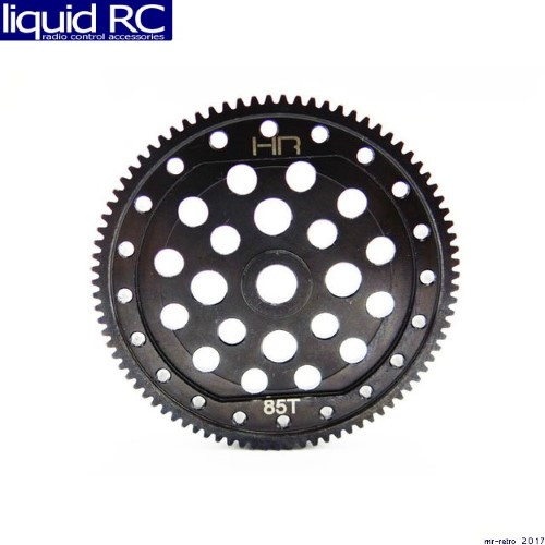 ECX 48P Super Duty Steel Spur Gear (85T) by Hot Racing