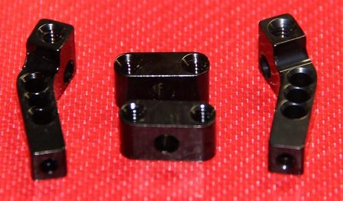 GFRP Sway Bar Alum Parts (4pcs)