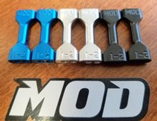 M.O.D. 5-IN-1 AE 6.1 Series Aluminum Arm Inserts (Blue) (MOD18351)