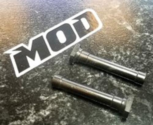 M.O.D. AE B64/D Steel Bellcrank Steering Post (2) (MOD18005)