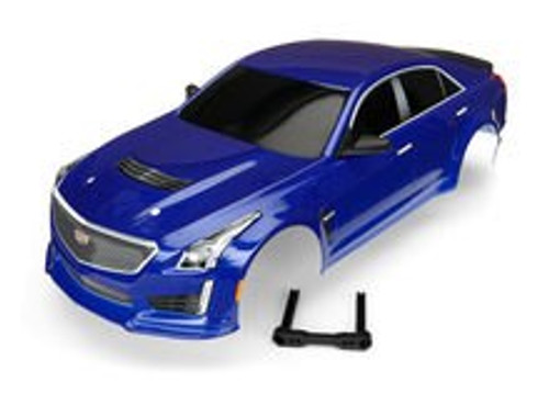 Traxxas Cadillac CTS-V Painted Body (Blue)