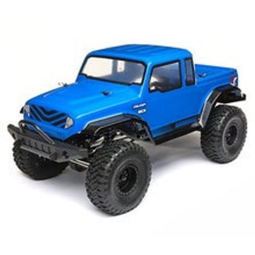 """ECX Barrage Gen2 1.55"""" 1/12 4WD RTR Crawler (Blue) w/2.4GHz Radio"""