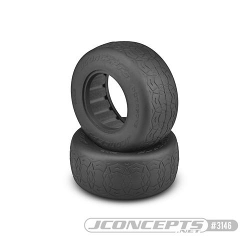 """JConcepts SCT Octagon Tires (3.0"""" x 2.2"""") Gold Compound"""