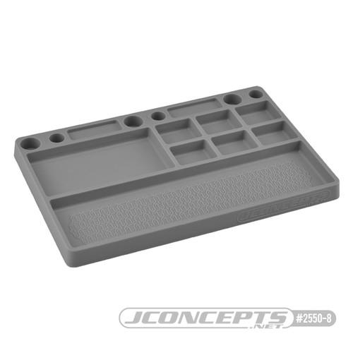 JConcepts Parts Tray (Gray)