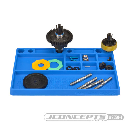 JConcepts Parts Tray (Gray)
