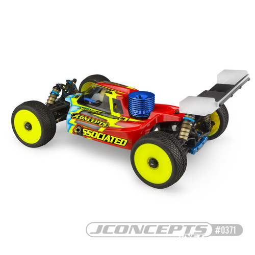 JConcepts Silencer AE RC8B3.1 Body (Clear)