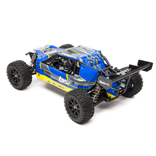 Losi Mini 8ight DB: 1/14 4wd Buggy RTR - Blue