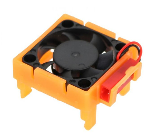 Power Hobby Cooling Fan, for Traxxas Velineon VLX-3 ESC, Orange
