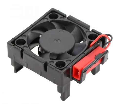 Power Hobby Cooling Fan, for Traxxas Velineon VLX-3 ESC, Black