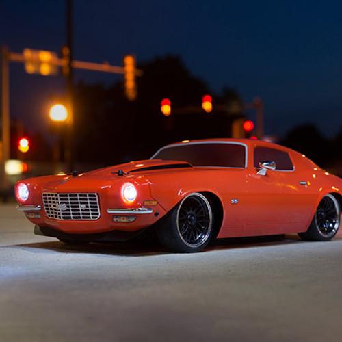 Vaterra 1972 Chevy Camaro SS - V100 (Orange) 1/10 4WD RTR