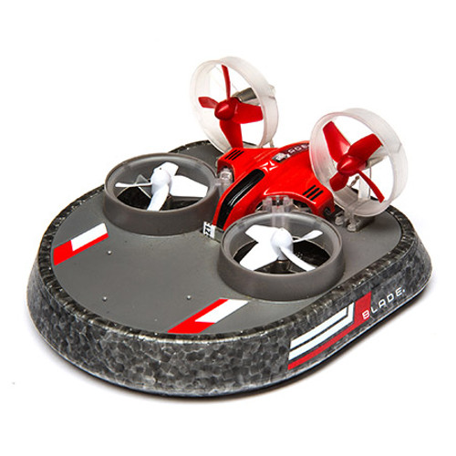Blade Inductrix Switch RTF Micro Electric Quadcopter Drone Hovercraft w/2.4GHz Radio & SAFE Technology