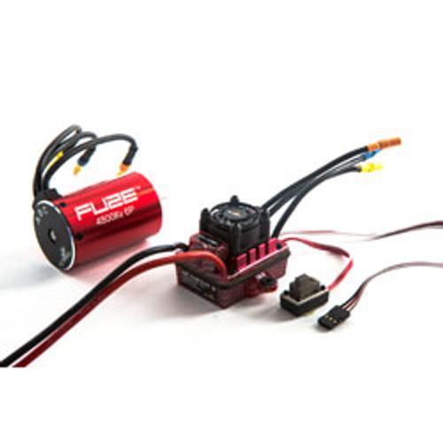 Dynamite Fuze 1/10 6-pole 4800Kv WP ESC/Motor Combo V2