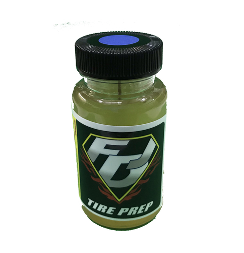 FDJ MOTORSPORTS Tire Treatment/Traction Compound - Pineapple (Yellow