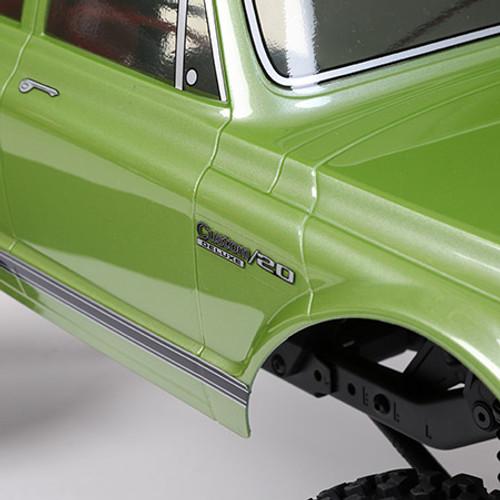 Vaterra Ascender 1972 Chevy Suburban RTR Rock Crawler w/STX2 2.4GHz Radio