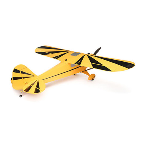 E-flite Clipped Wing Cub BNF Basic Electric Airplane (1200mm) w/AS3X & SAFE Technology