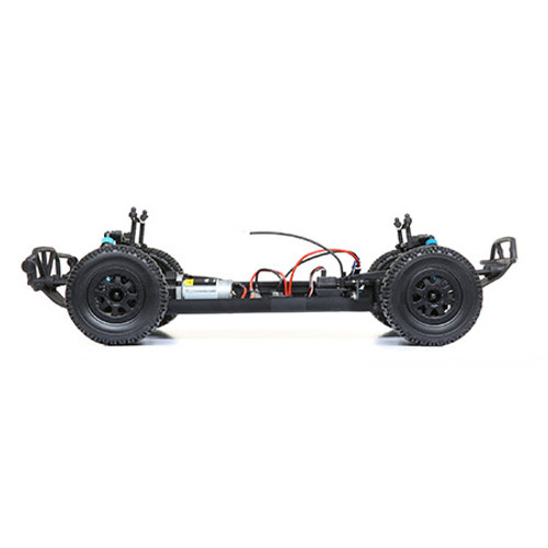 ECX Torment 1/10th 4WD Short Course Truck (Orange/Blue) w/STX2 2.4GHz Radio
