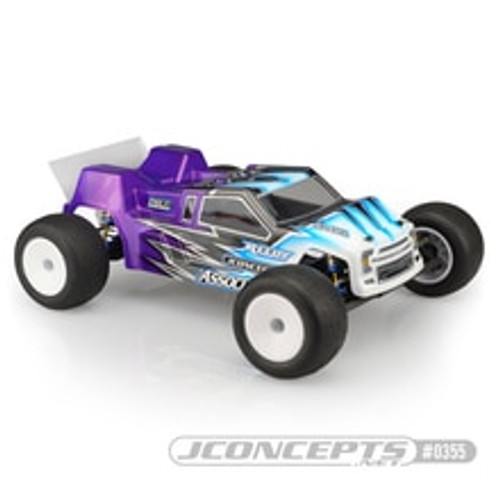 JConcepts T6.1 F2 Finnisher Body (Light Weight) (Clear)