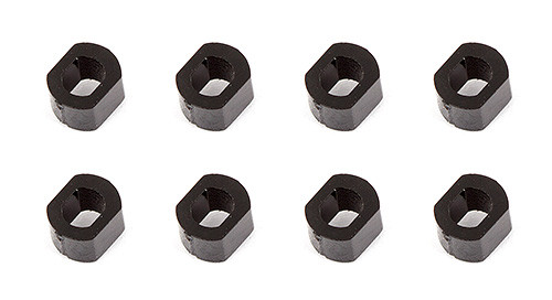 Team Associated B6.1 Factory Lite Replacement Pucks (ASC91848)