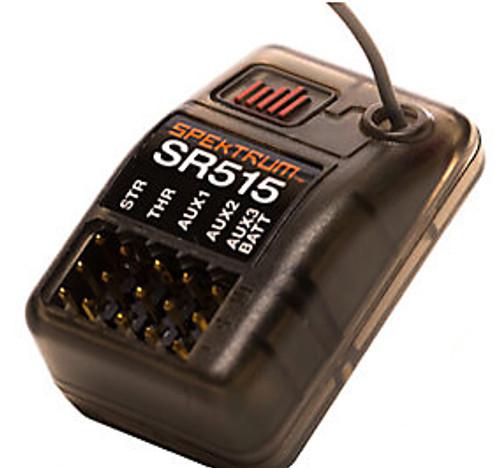 Spektrum RC DX5 Rugged 5-Channel DSMR Surface Radio w/SR515 Receiver