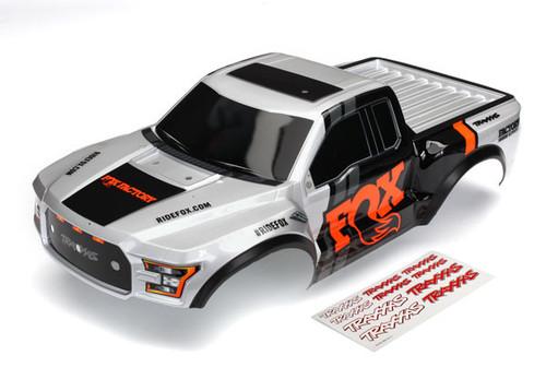 Traxxas Ford Raptor® Fox Themed Body (heavy duty) w/decals (TRA5826T)