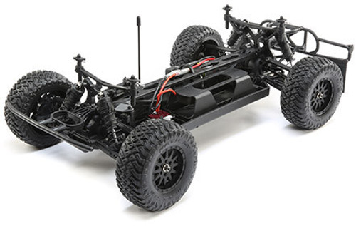 Legendary TEN Platform:  The legendary, high-performance TEN platform features a super-tough composite chassis and the ability to adjust the vehicle suspension and drivetrain for any condition.