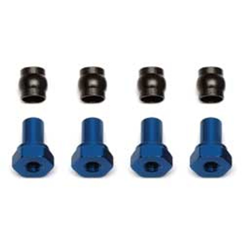 Team Associated Shock Bushing (Short ) (4) (ASC91533)