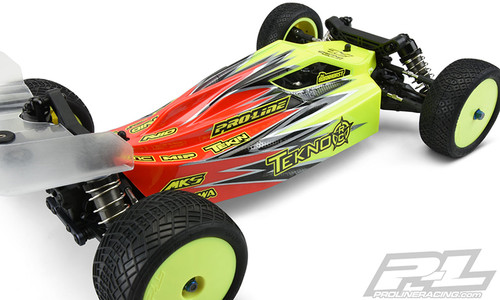Pro-Line Elite Light Weight Clear Body for Tekno EB410
