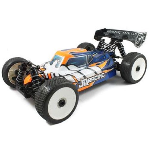 JQRacing THEeCar GREY Edition (JQE0777G)