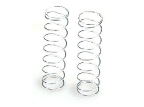 JQRacing R Springs 9-Coil 85mm Soft (Silver) (WE, BE) (JQB0228)
