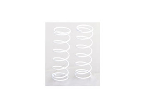 JQRacing F Springs 7.5-Coil 70mm Med (White) (WE, BE) (JQB0120)