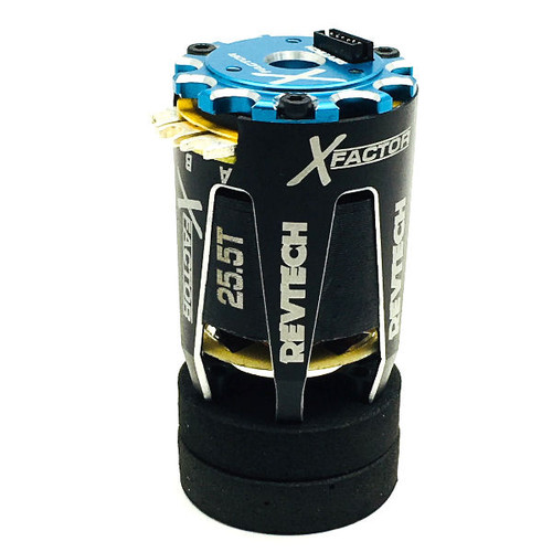 Trinity X-FACTOR 25.5T Spec Class Brushless Motor