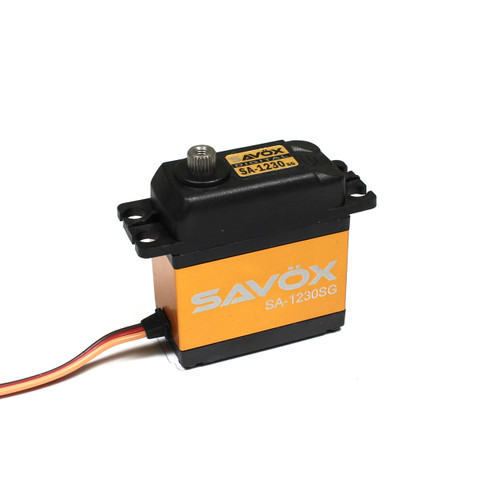 Savox SA-1230SG Tall Digital Steel Gear Servo (SAVSA1230SG