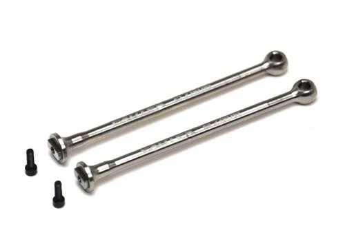Exotek HD Bi-Metal Titanium 67mm Puck Bones (2) (EXO1782)