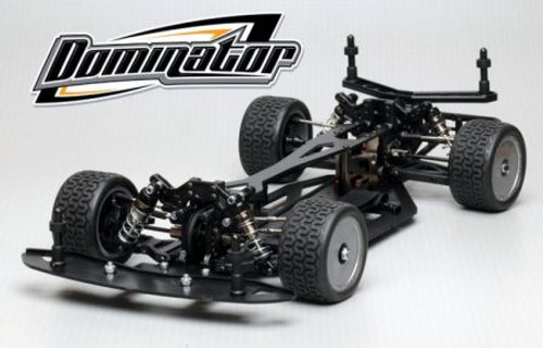 Custom Works DOMINATOR KIT FIberglass Chassis Kit. (CSW0941)