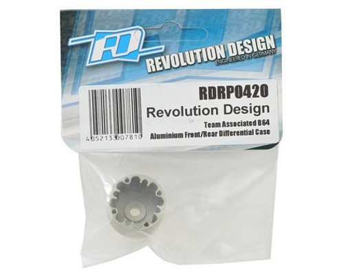 Revolution Design B64 Aluminum Front/Rear Differential Case (RDRP0420)
