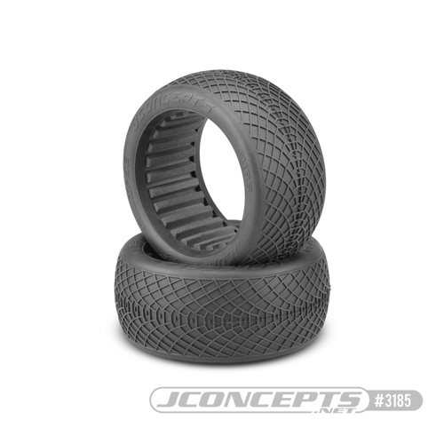"JConcepts Ellipse 4.0"" 1/8th Truggy Tires (2) (Gold) (JCO3185-05)"