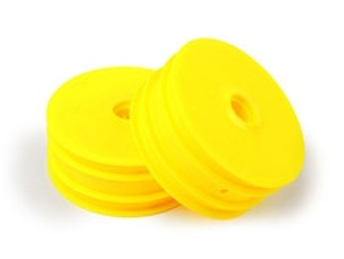 TEAM DURANGO WHEEL FRONT YELLOW 2WD DEX210 (2)