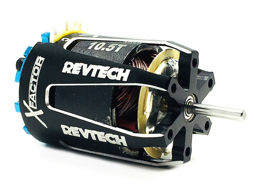 Trinity X-FACTOR 10.5T Spec Class Brushless Motor (REV1100)