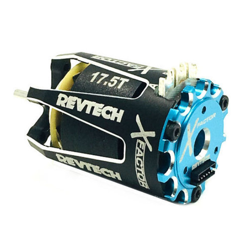 Trinity X-FACTOR 17.5T Spec Class Brushless Motor (REV1102)