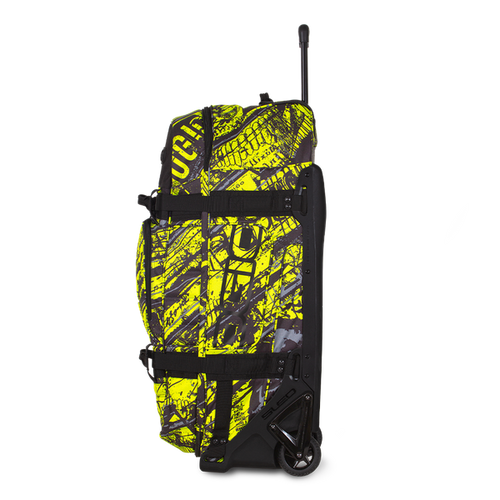 Ogio Rig 9800 Travel Bag (Scratch - Neon Green/Black)