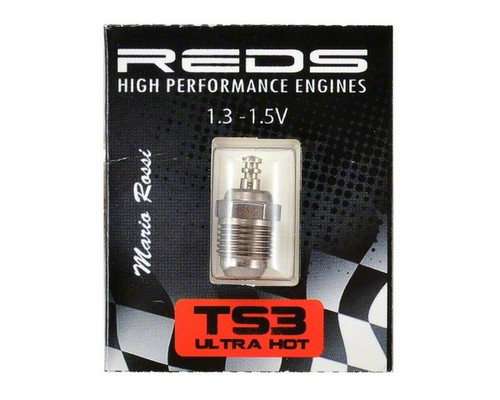 REDS Glow Plug Turbo Special (TS3) Ultra Hot - NEW (TS3)
