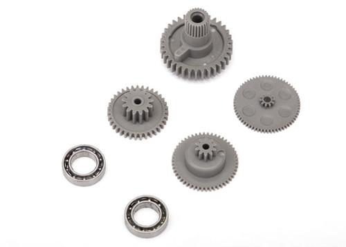 Traxxas 2070/2075 Plastic Servo Gear Set (TRA2072A)