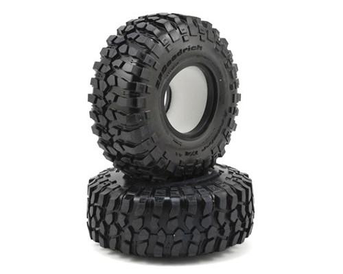 "Pro-Line BFGoodrich Krawler T/A KX 1.9"" Rock Crawler Tires (2) (Predator) (PRO10136-03)"