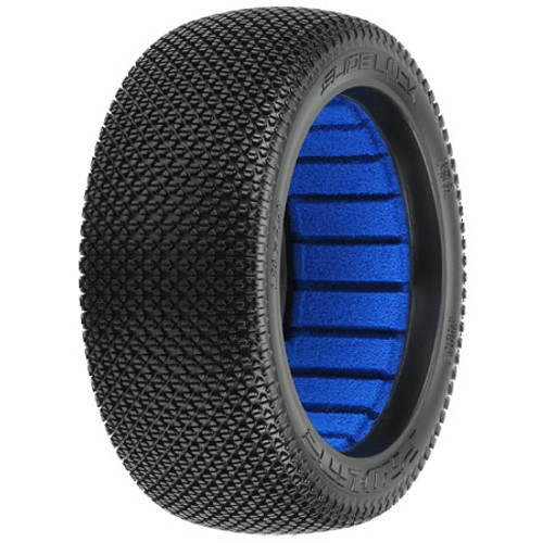 Pro-Line Slide Lock 1/8 Buggy Tires w/Closed Cell Inserts (2) (M3) (PRO9064-02)