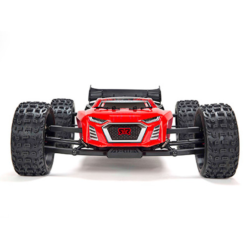 Arrma Talion 6S BLX Brushless RTR 1/8 4WD Truggy (Red/Black) w/STX2 2.4GHz Radio